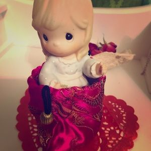 - Precious moments figurine